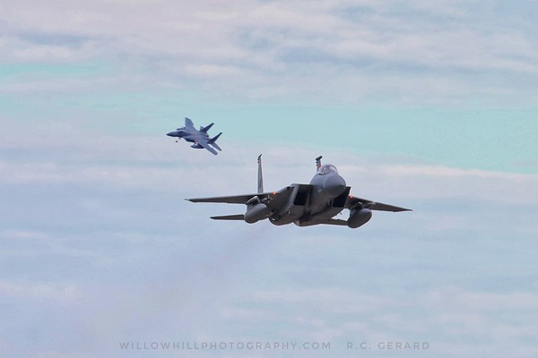 Massachusetts ANG F-15 Eagles Gallery 4