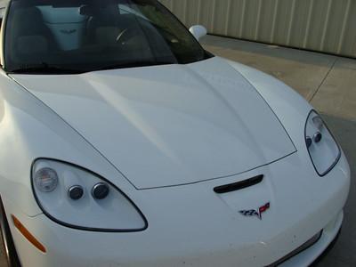 Tim's Corvette