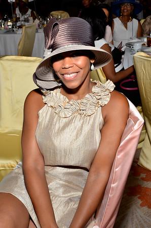 """Women Who Lead"" Maya Angelou 2015 Fundraiser Luncheon, UNCF 2015"
