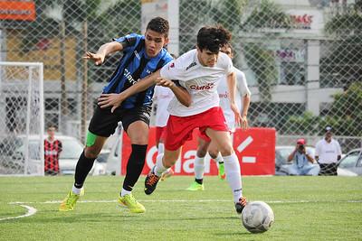 Copa Claro Intercolegial Masculino 2014