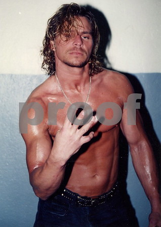 Brian Pillman ECW photos