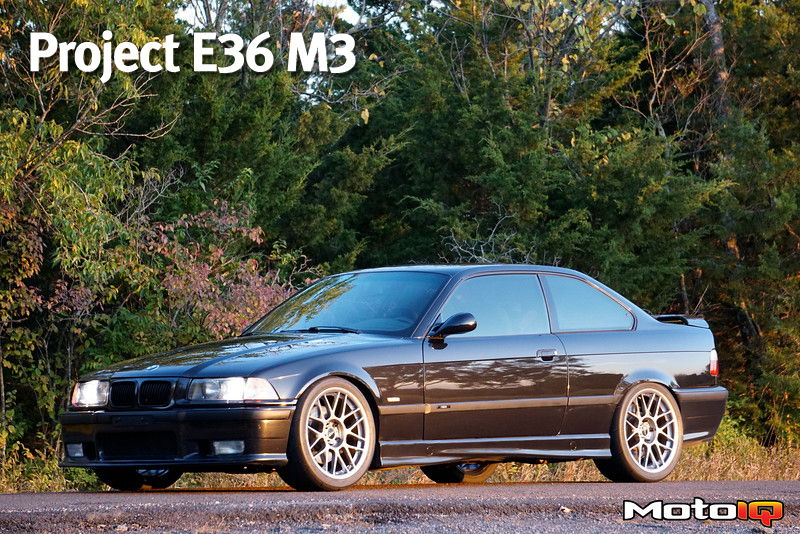 Project E36 M3: Part 6 - Short Shifter and Engine Mounts