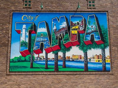 Tampa Street Art