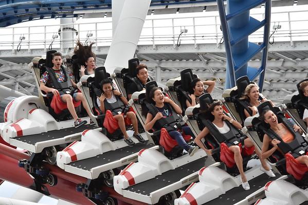 Part 4 - Fun & Rides