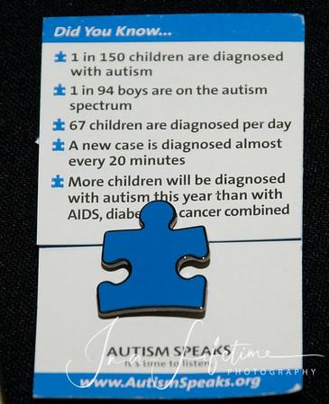 Walk Now for Autism Houston Awards Celebration