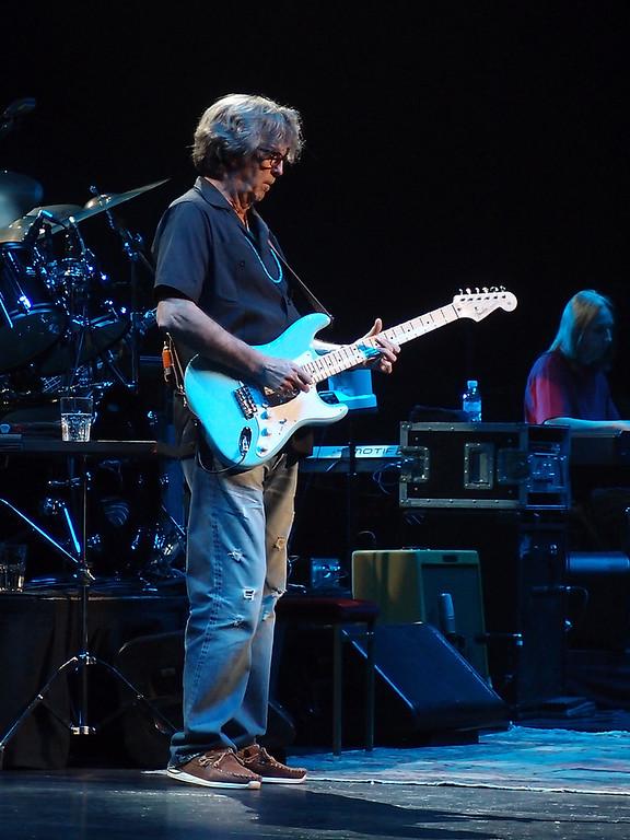 Eric Clapton - 9 Mar 2011