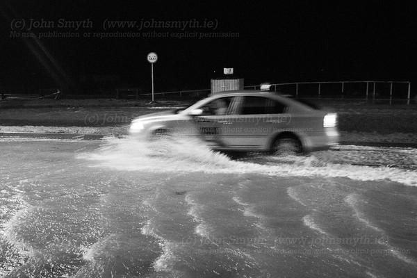 Salthill Floods, Feb 1st 2014