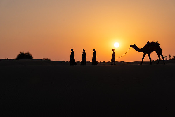 People of the Great Indian Desert (Thar Desert)
