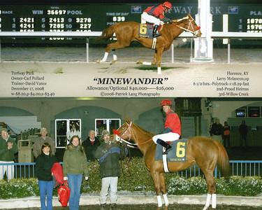 MINEWANDER - 12/17/2008