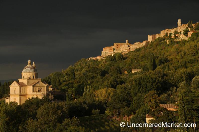 Montepulciano Shining Bright - Tuscany, Italy