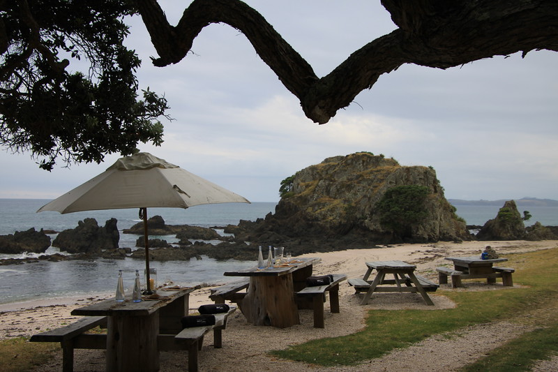 One of the Kauri Cliffs beaches