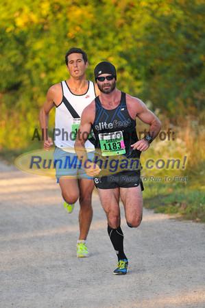 5 Mile Mark, Gallery 1 - 2012 Brooksie Way Half Marathon