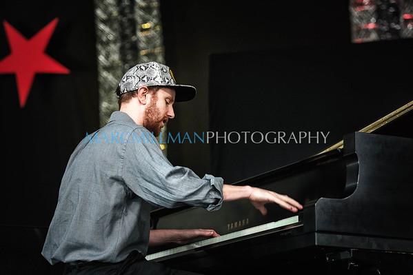 Jason Marsalis @ Jazz Tent (Fri 4/22/16)