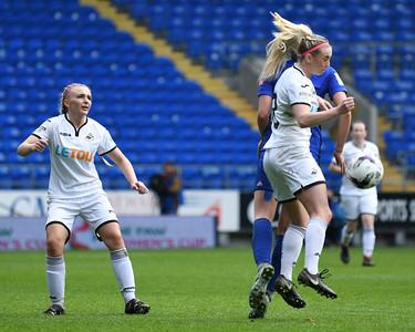 2018 04 15 - FAW Women's CFl - Cardiff City 1 Swansea City 2