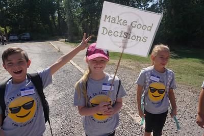 Van Gorder Elementary School | Third Grade | Sept. 05, 2017