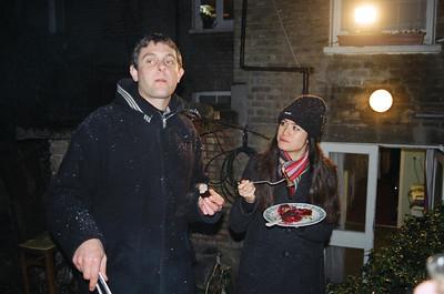 Oz Day BBQ, Jan 2005