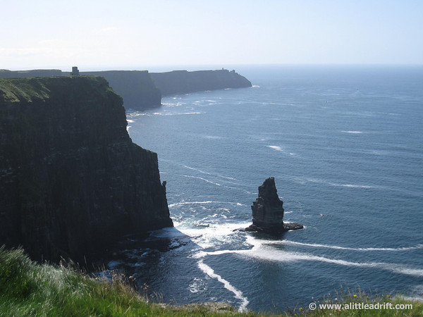 Doolin, Cliffs of Moher and Aran Islands