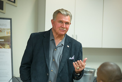 Mike Ditka August 2014
