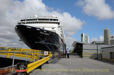 Mein Schiff 1 at Liverpool - July 25, 2015