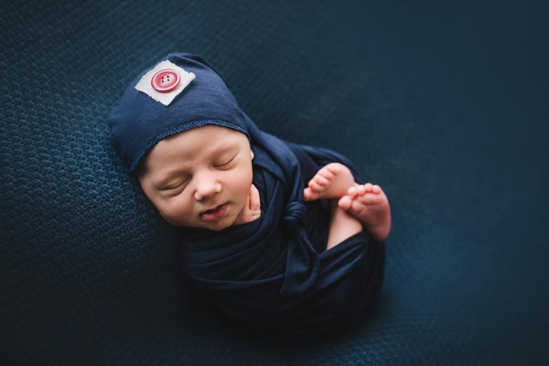 Nicolas, nou nascut