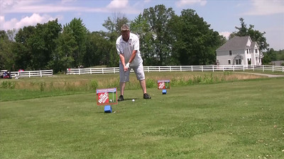 Micky Ward 2013 Golf Event Slow Motion Swings