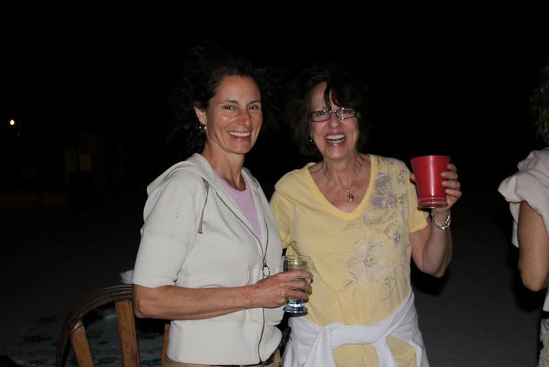 Lynne and Bonnie
