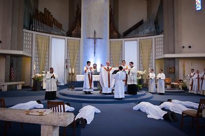 2017 Rite of Ordination