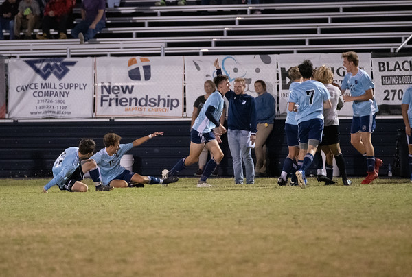 District Championship vs Logan County 10-10-19