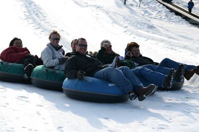 Vertical Descent Snow Tubing Park