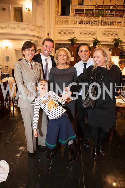 Flavia Rosembuj, Spencer Freebairn, Anna Leipold, Antonio Paniagua, Concepcion de Montagut