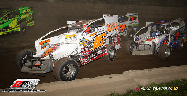 Accord Speedway - 6/21/19 - Mike Traverse