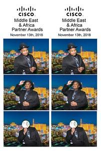 Cisco Midde East & Africa Awards 2018