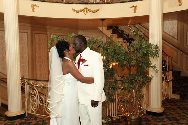 Michele and Darnell Weddding