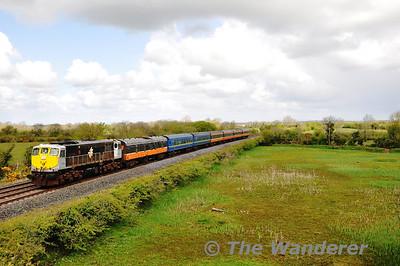 The RPSI's 171 for 171 Railtour