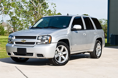 2009 Trailblazer SS - General