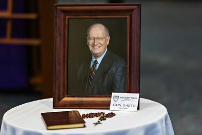 Walter Earl Barth - Funeral - Feb 18, 2016