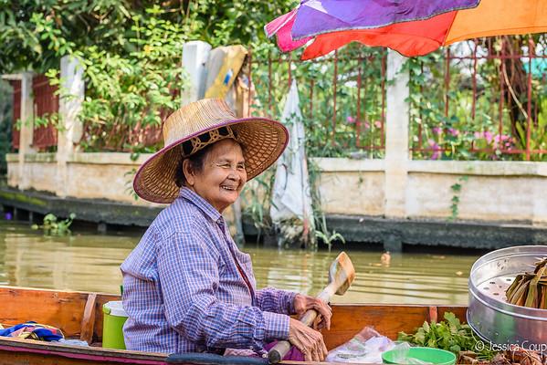 Bangkok Street Scenes, Thailand