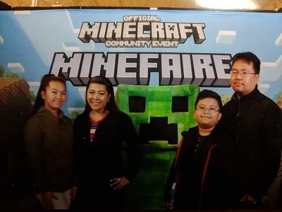 2018-10-06 Minecraft Minefaire