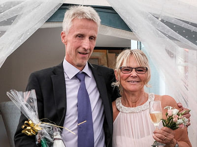 peters & birgittas bröllop