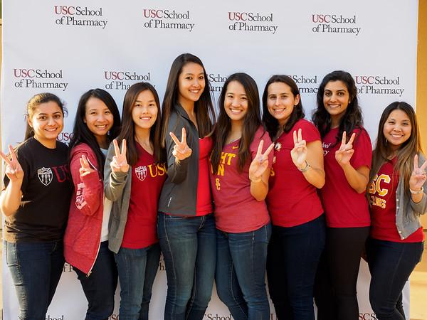 USC School of Pharmacy Graduation Celebration