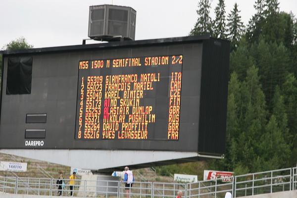 Lahti - 400m Pre, 1500m Pre, Shot