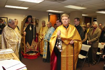 St. Spyridon Vespers 2012