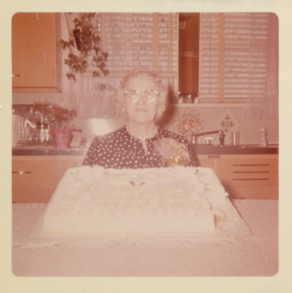 Ethel Clark with Anniversary Cake.jpg