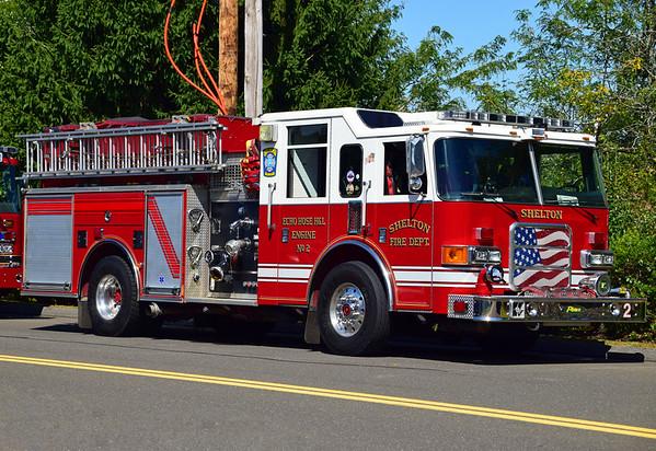 Parade - CT State Convention - Huntington, Shelton, CT - 9/15/19