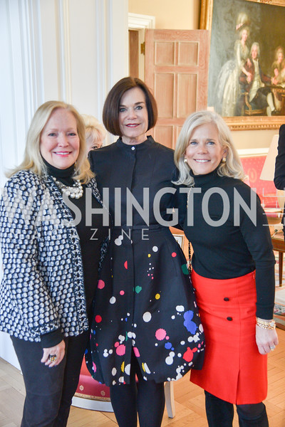 Martha Dippell, Lucy Buchanan, Amy Sturtevant, Women's Day Reception with Ambassador to France-2578.JPG
