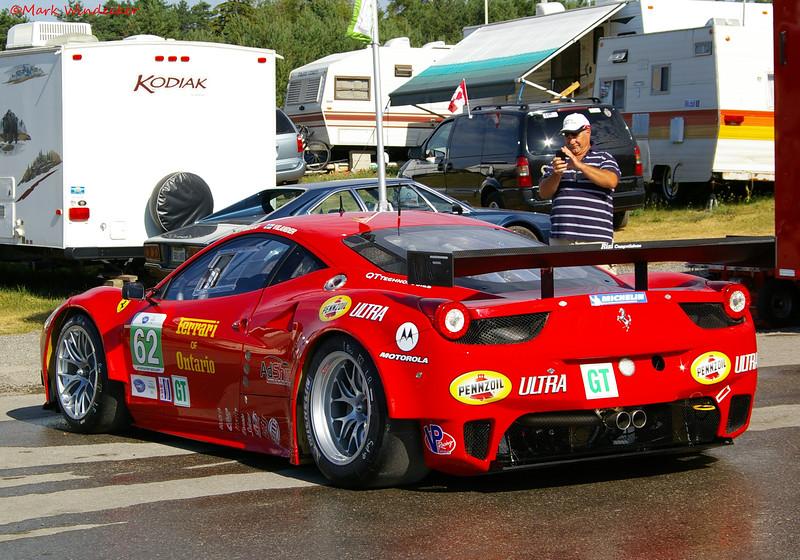 GT-Risi Competizione Ferrari 458 Italia GTC