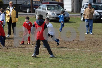 Team 4 Red vs Team 1 White - 10:30 4-14-07