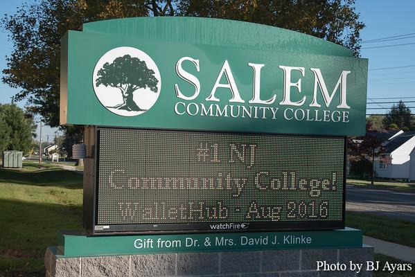 2016 SCC Alumni Walk and Health Fair