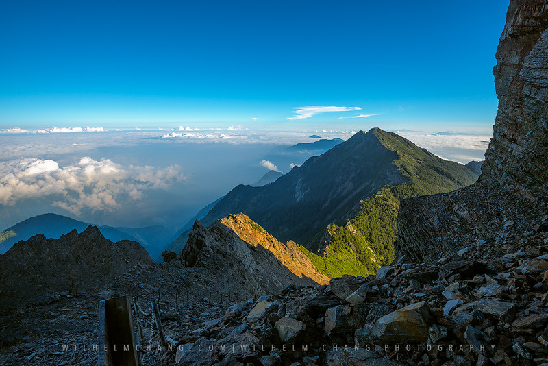 Hiking the Highest Mountain in Taiwan -Mt. Jade Main Peak and North Peak