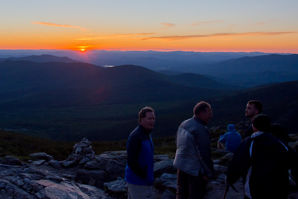 The Alpine Zone of The White Mts of NH
